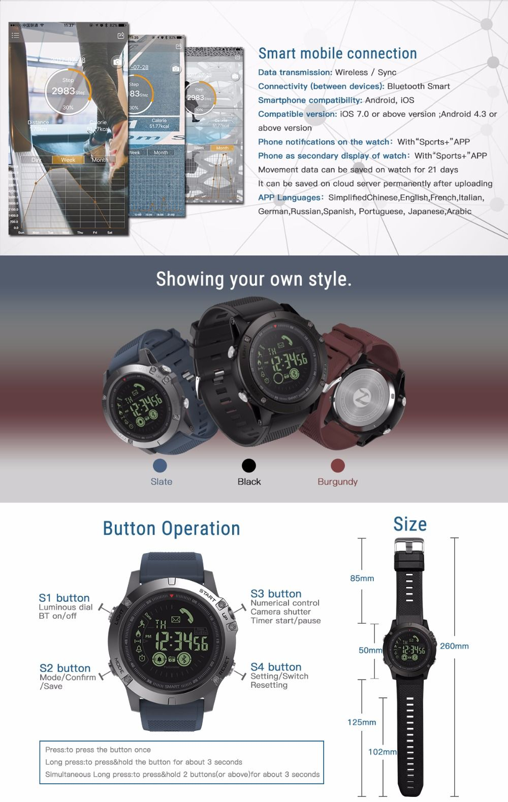 the is sports smartwatches for as such comes latest no in it sport rug aimed people everything company to you need at portfolio product of n with s rugged outdoor launched smartwatch