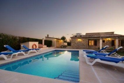 Vakantiehuis Pollensa Mallorca Villa Spanje huren Tissot
