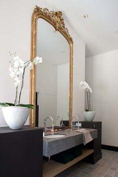 Mirror Design For Bathroom Fascinating Belgian Style Bathroom  P R O J E C T B O  Pinterest  Belgian Design Decoration