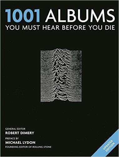 1001 Albums You Must Hear Before You Die Robert Dimery 8601418178248 Album Dad Gift Guide You Must