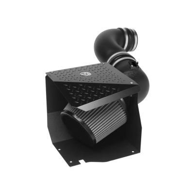 Magnum Force Stage 2 Pro Dry S Cold Air Intake System For Gm Diesel Trucks 06 07 V8 6 6l Td Lbz Diesel Trucks Diesel Trucks