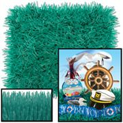 We could think of a million uses for these decor grass mats - in teal & other colors on Walmart.com for $3.99 each