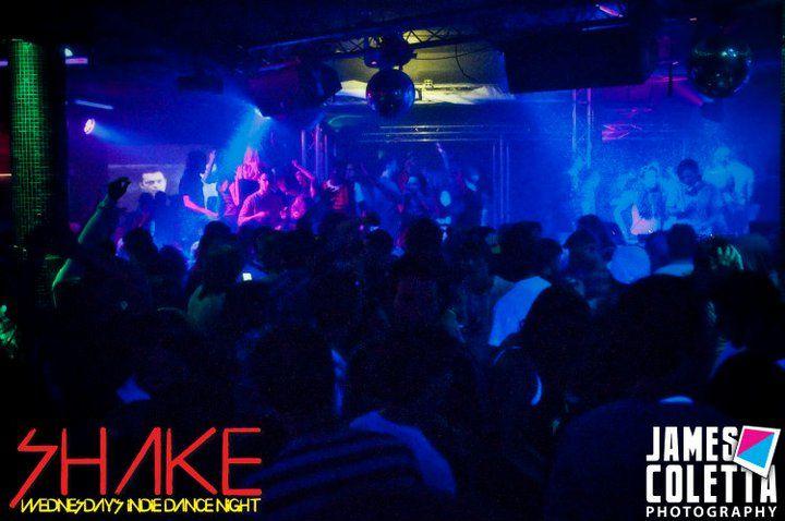 Shake Wednesdays in Providence