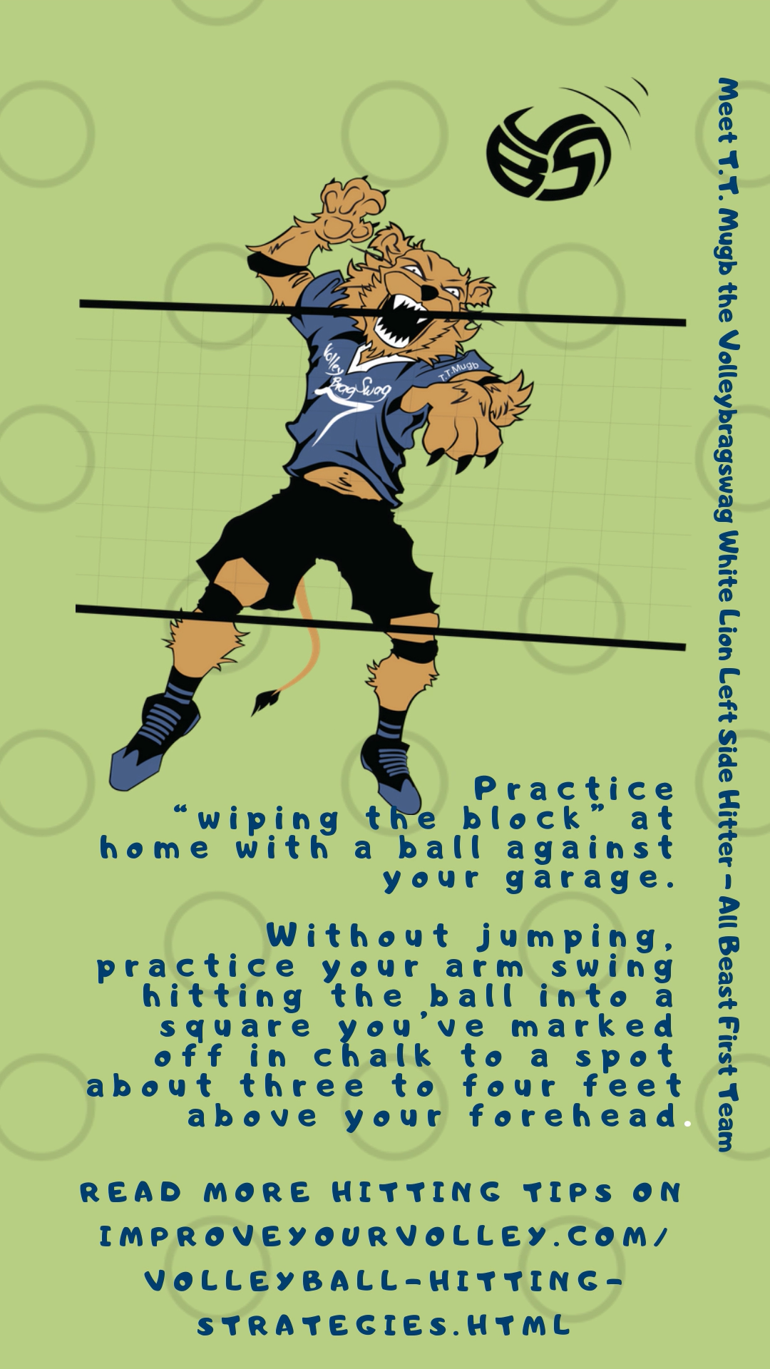 Three Spikers Volleyball Tips Outside Hitters Use To Beat The Block Video Video Volleyball Tips Volleyball Tryouts Volleyball Workouts