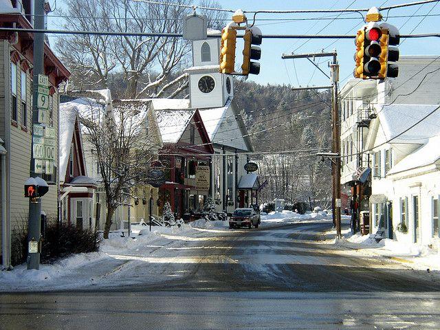 Wilmington Vt Village Center Vermont Small Town Life Favorite Places