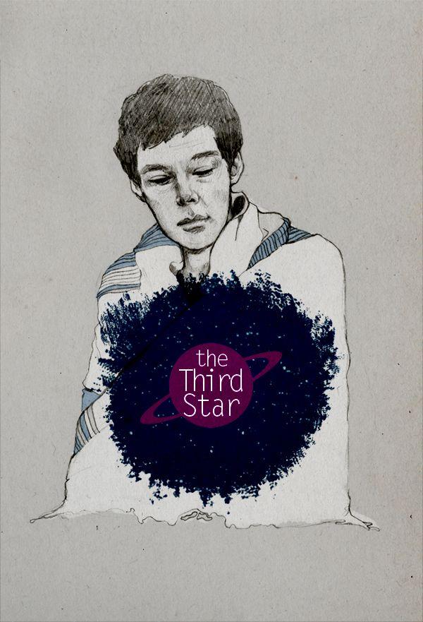 the Third star :)  #thethirdstar #benedictcumberbatch #illust