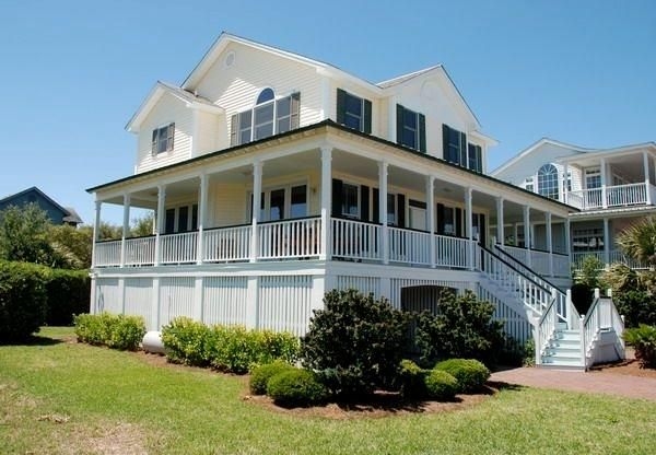 The Perfect View 5 Bedroom House Rental In Tybee Island With Porch And Waterfront Tripadvisor Island Vacation Rentals Tybee Island Rentals Tybee Island