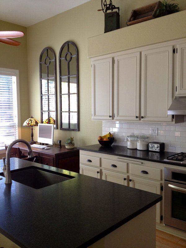 Black Pearl Granite Countertops Kitchen Design Ideas Modern Kitchen Designs