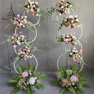 Source Metal flower stand for wedding party event decoration, wedding walkway, wedding table centerpiece on m.alibaba.com