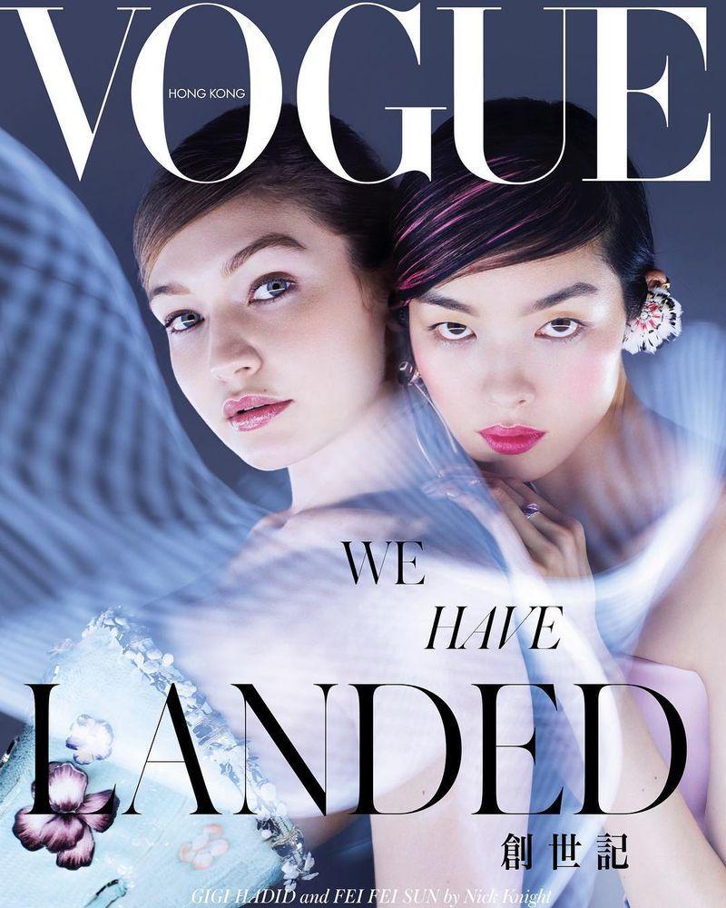 Vogue Hong Kong March 2019 Covers   Fei fei sun. Vogue magazine. Vogue magazine covers