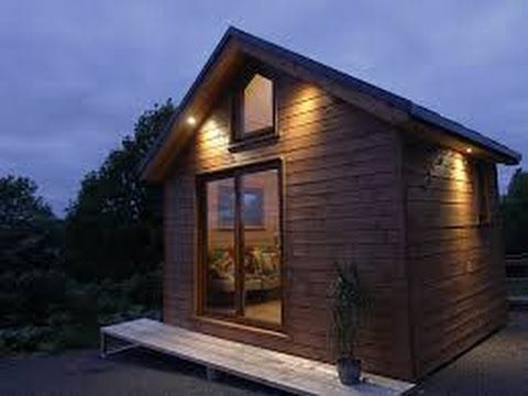Easy To Build Micro House Blueprints And Plans Houses