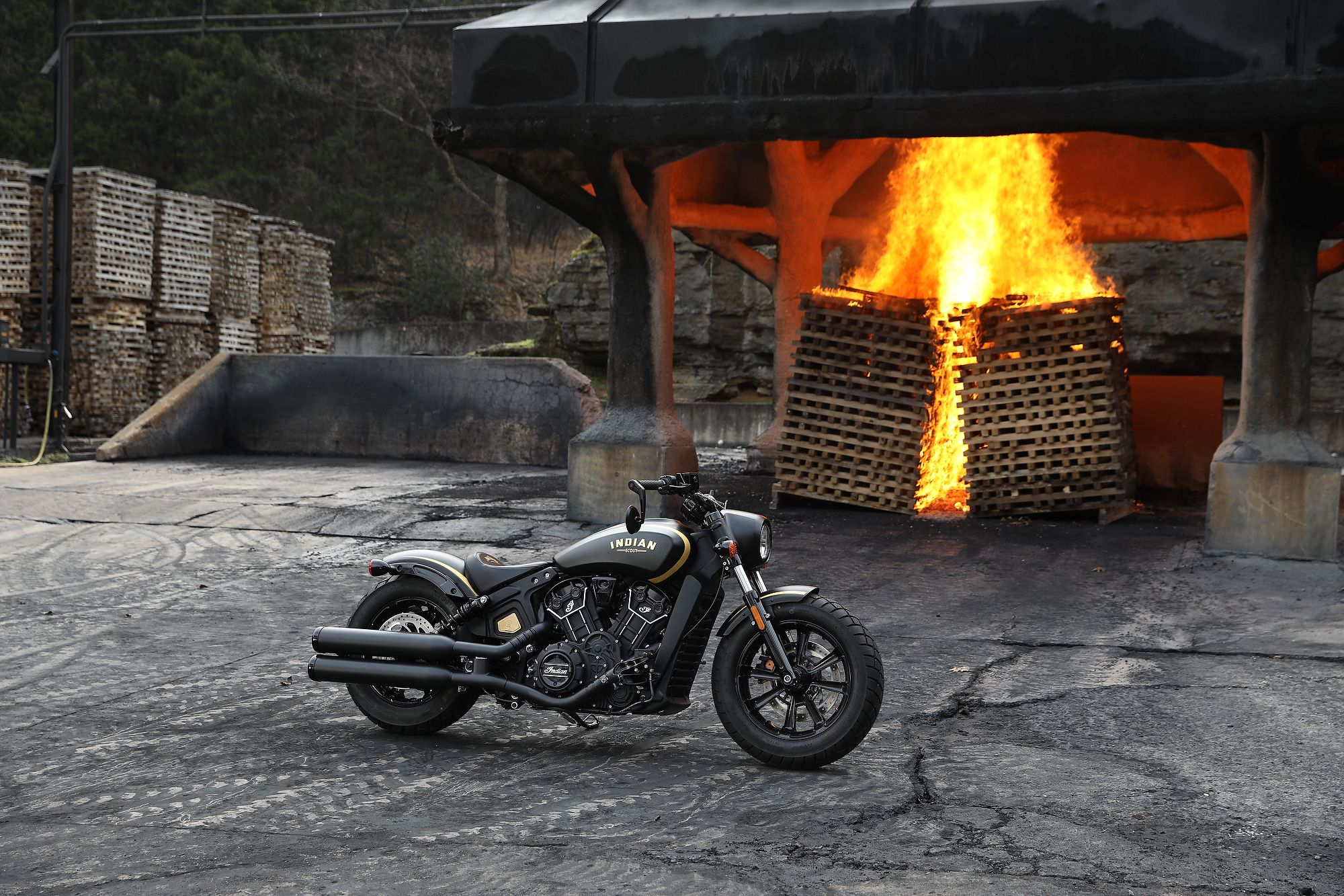 Indian Motorcycles Unveiled The Jack Daniel S Limited Edition Scout Bobber Top Speed Indian Scout Bobber Indian Motorcycle [ 1333 x 2000 Pixel ]