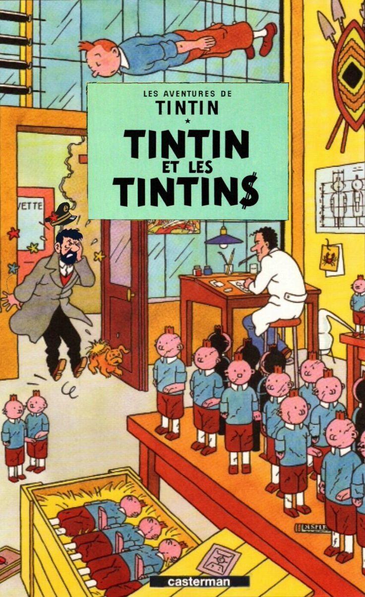 Partage De Georges Luga En 2019 Tintin Bd