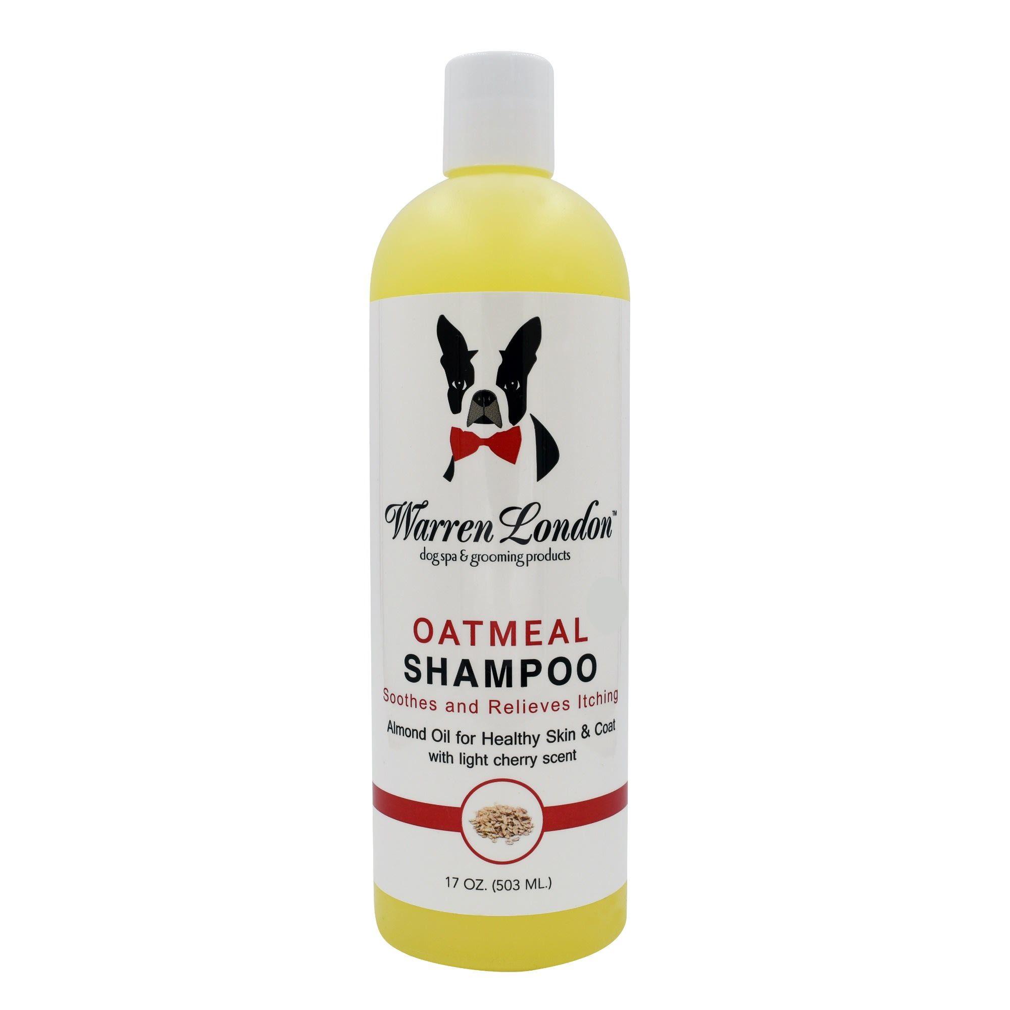 Warren London Oatmeal Shampoo For Dogs 17 Fl Oz 17 Fz In 2020 Oatmeal Shampoo Dog Shampoo Natural Shampoo