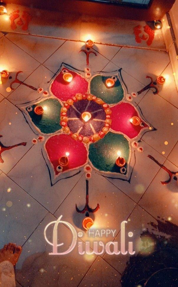 Rangoli designs for diwali in 2020 Christmas bulbs