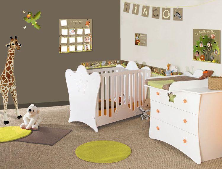 Chambre de bébé | Aménager la chambre de bébé : quelle ambiance ...