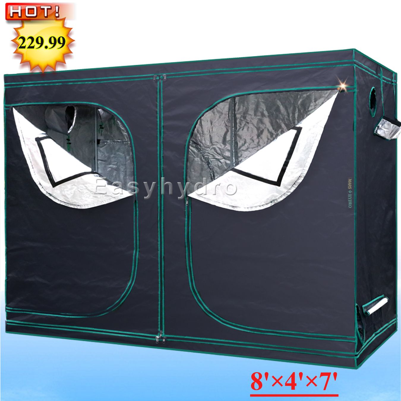 Growing With The Viparspectra 900 Watt Plant Bud Grow Tent Plants