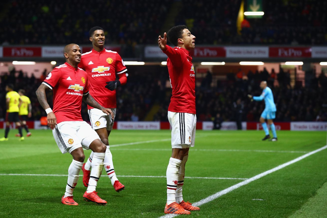 Video Watford 2 4 Manchester United Highlights With Images Manchester United Manchester Manchester United Football