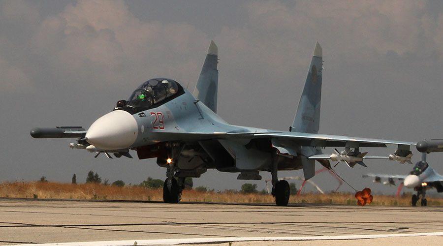 Meet Russian Jets 119