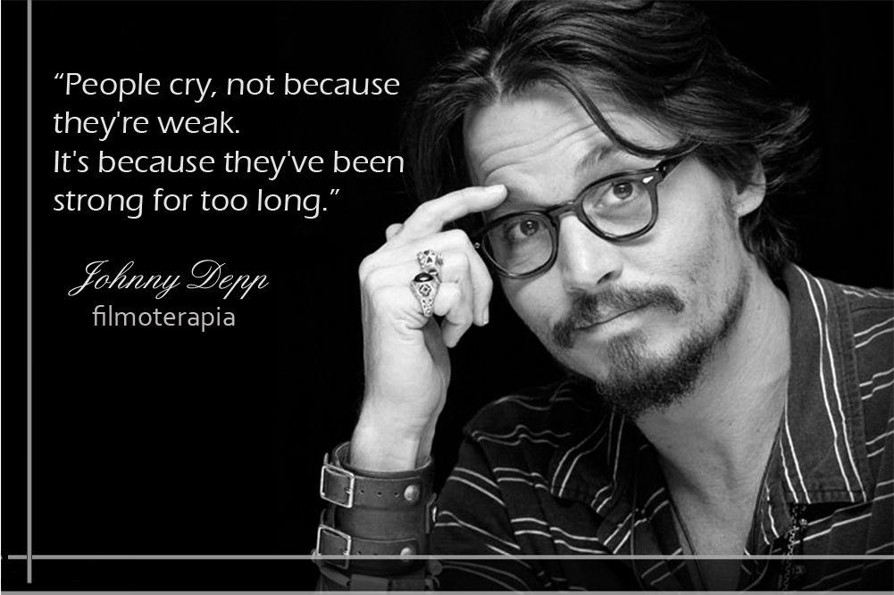 Johnny Depp Psicologia