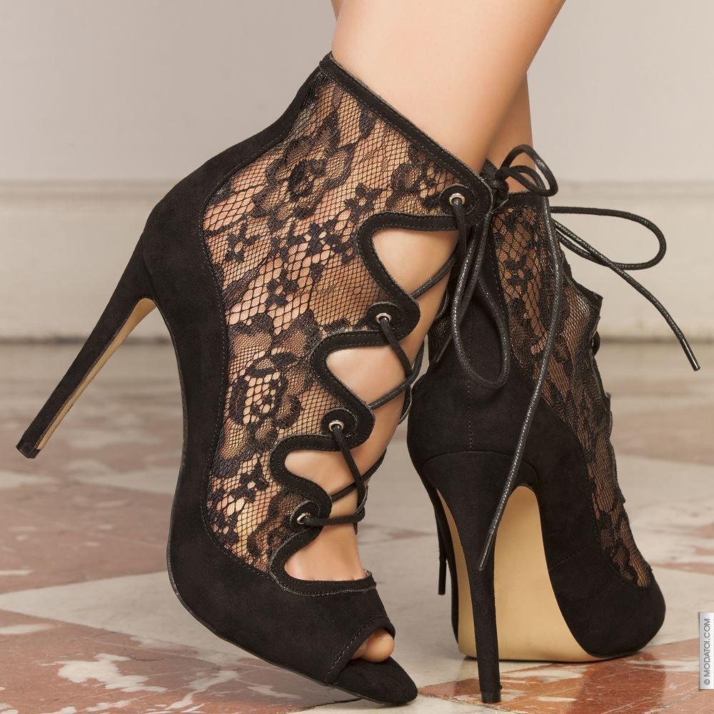Sandales femme Noir taille 35, achat en ligne Sandales femme sur MODATOI 55789be3837