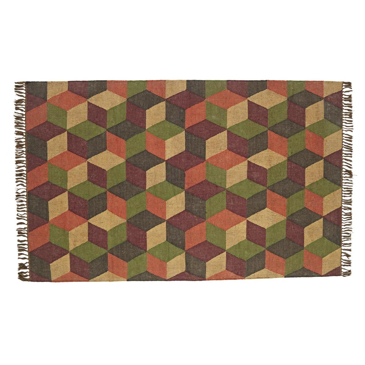 Calistoga Kilim Rug Rect 60x96