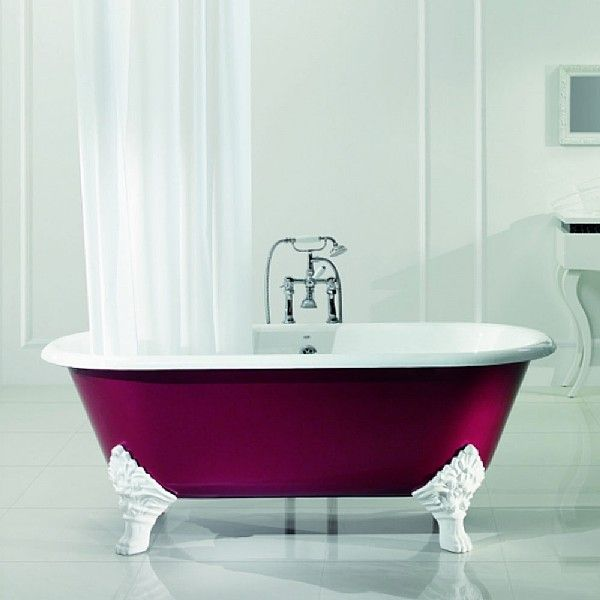 Lincoln Freestanding Bath | Cast iron cookware, Iron and Bath