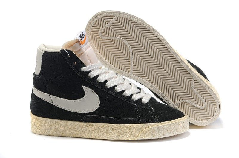 Chaussures Pas Cher Nike Blazer High Serpent Homme Blanc Rouge Grain-31