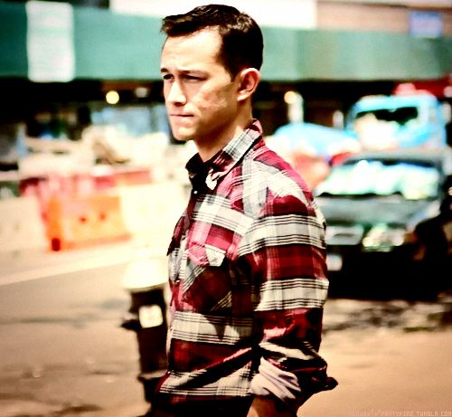 And suddenly plaid became unbearably sexy | JGL