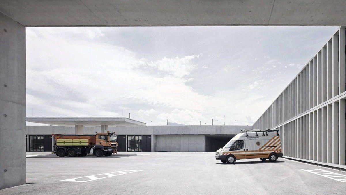 Marte Marte . Motorway Maintenance Center . Salzburg  (16)