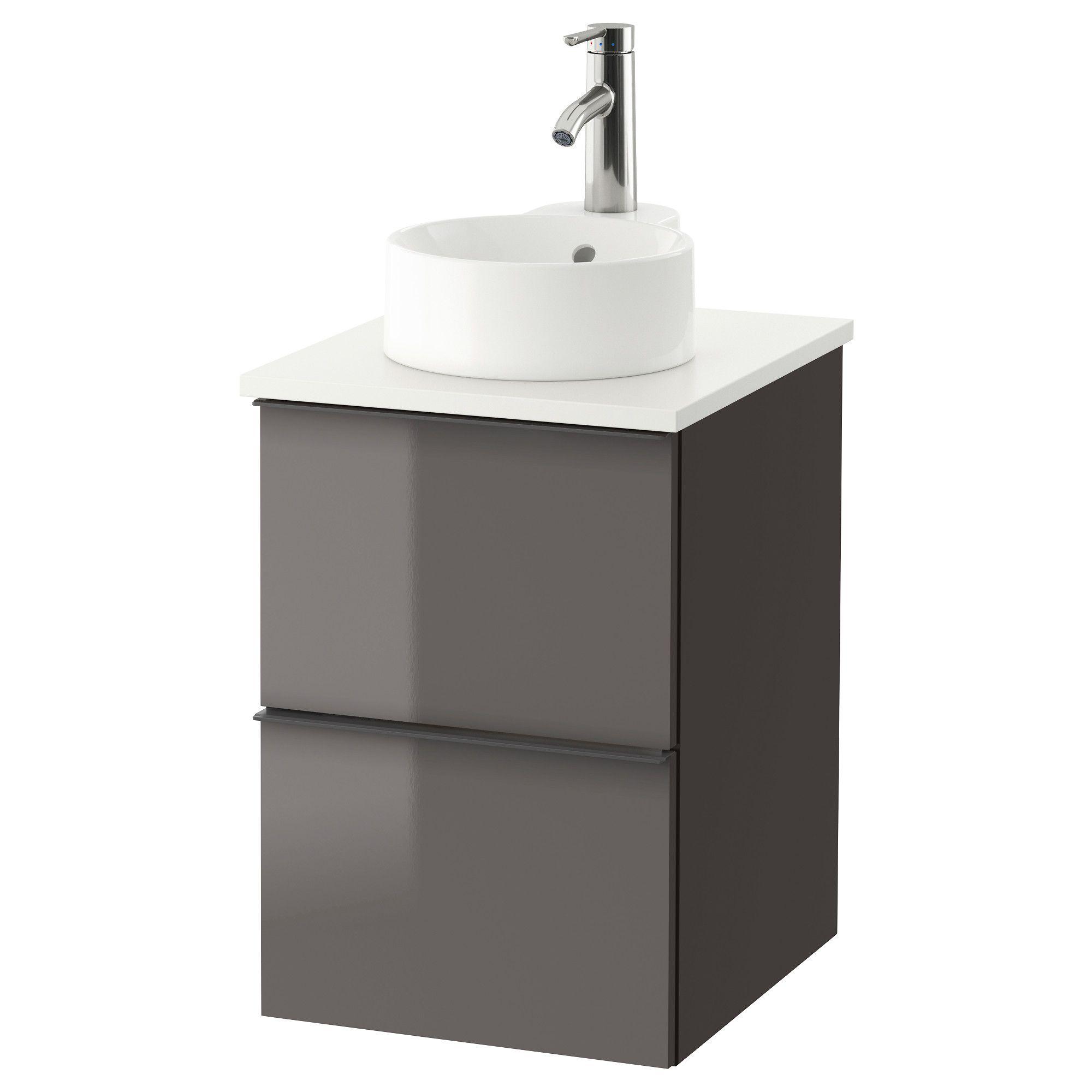 gutviken/godmorgon/tolken meuble lavabo av lavabo à poser 29