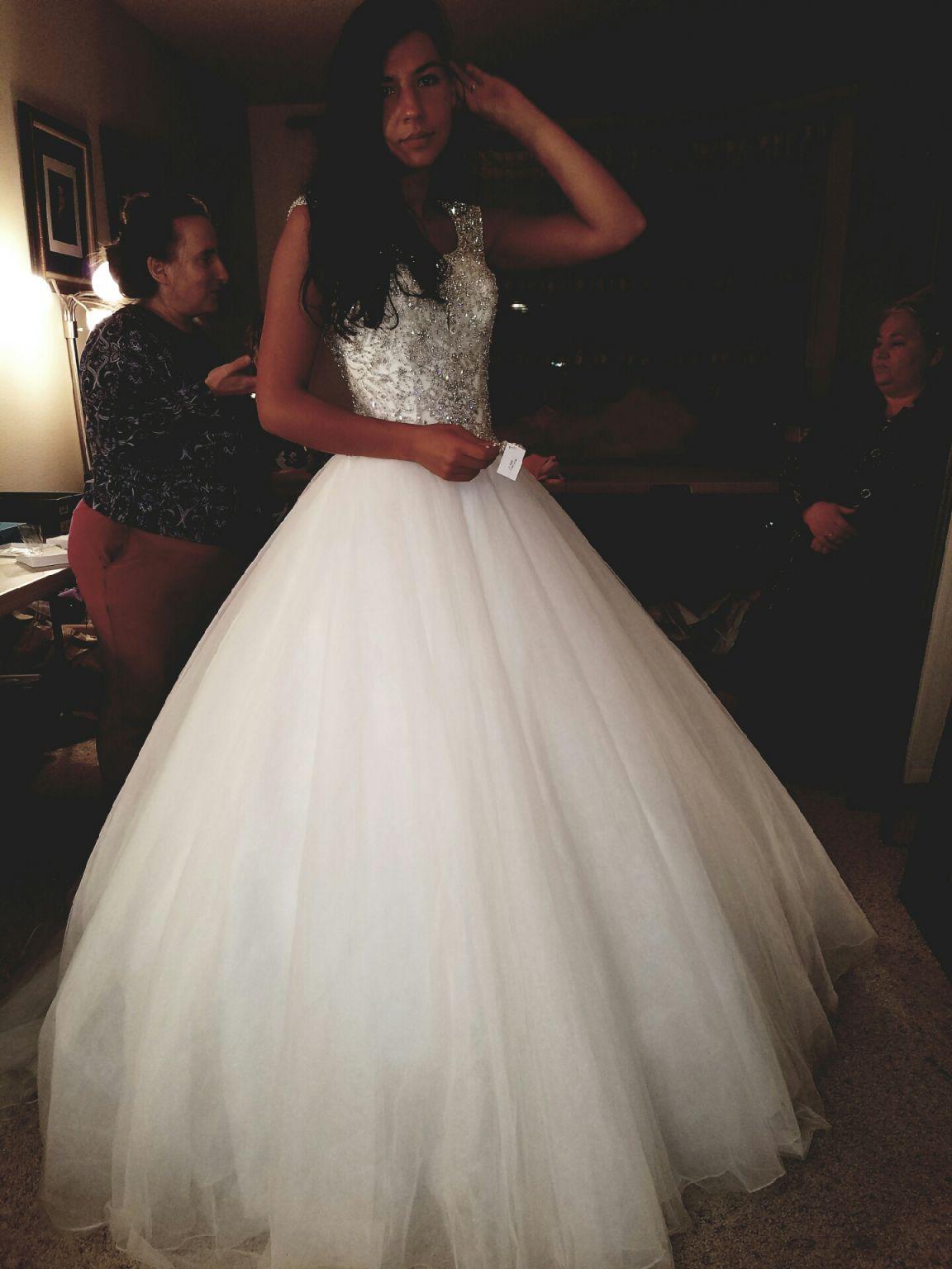 Allure Bridals   Size   Used Wedding Dresses  Wedding