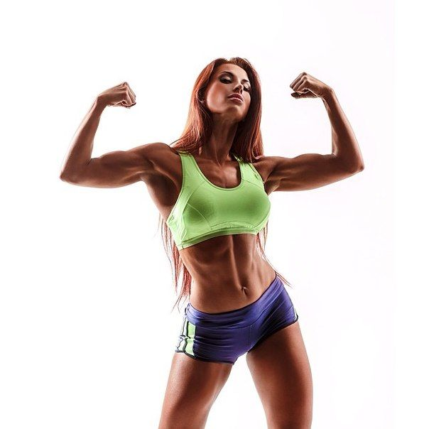 Female fitness stars