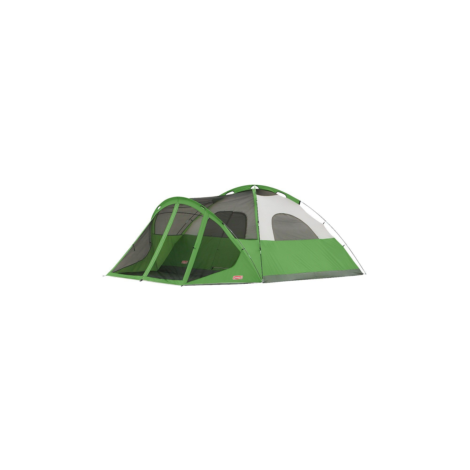 Coleman Evanston 8-Person Screened Tent - Green  sc 1 st  Pinterest & Coleman Evanston 8-Person Screened Tent - Green | Screen tent and ...