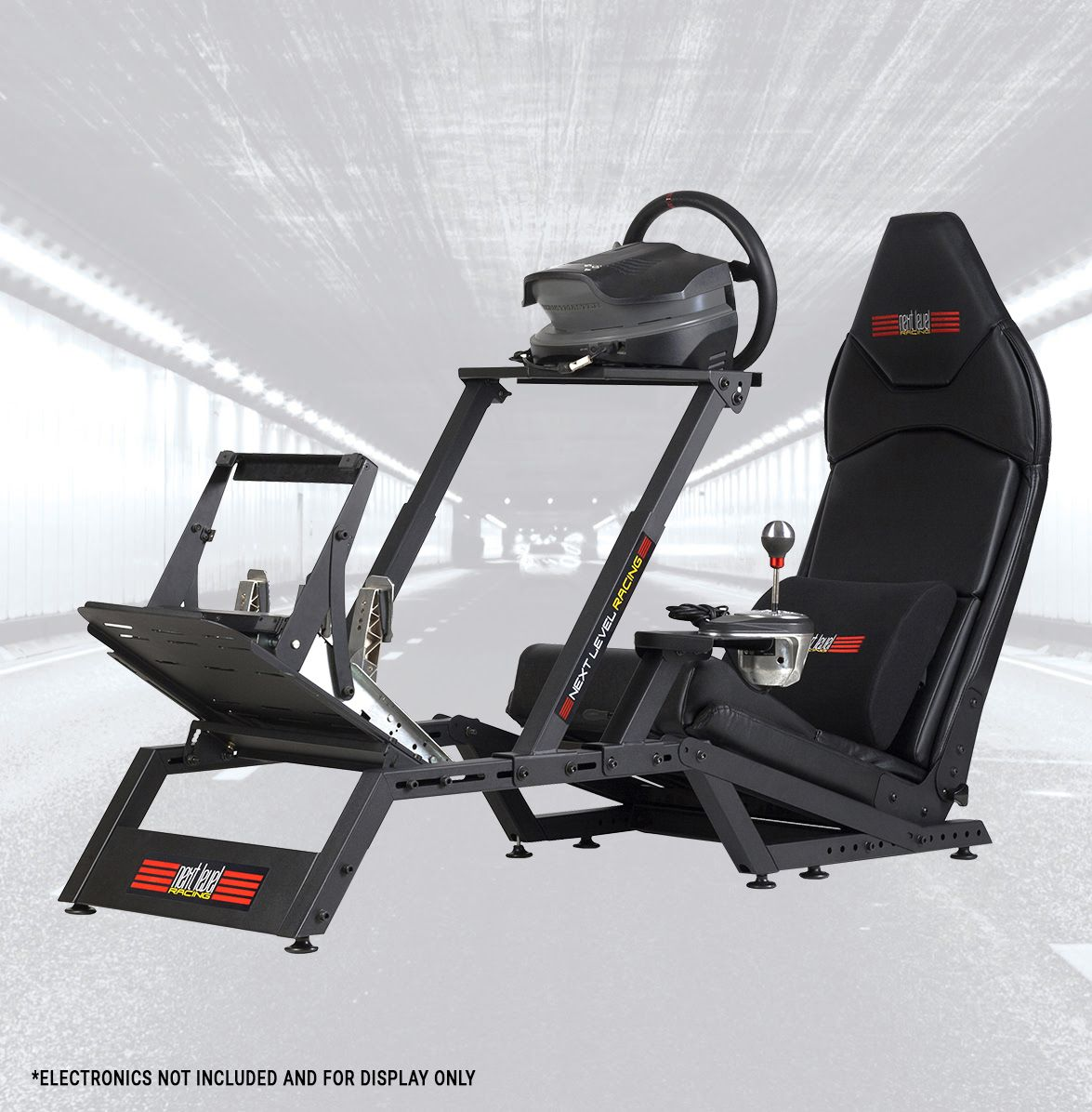 Next Level Racing FGT Formula and GT Simulator Cockpit