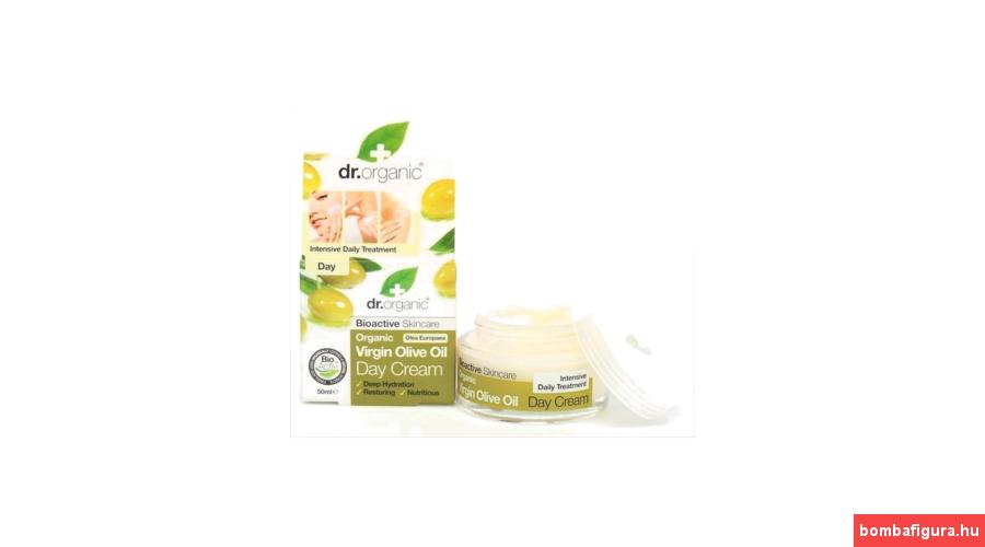 987151bf0c Dr. Organic Bio Oliva Nappali Krém 50 ml   Bio arckrém, természetes ...