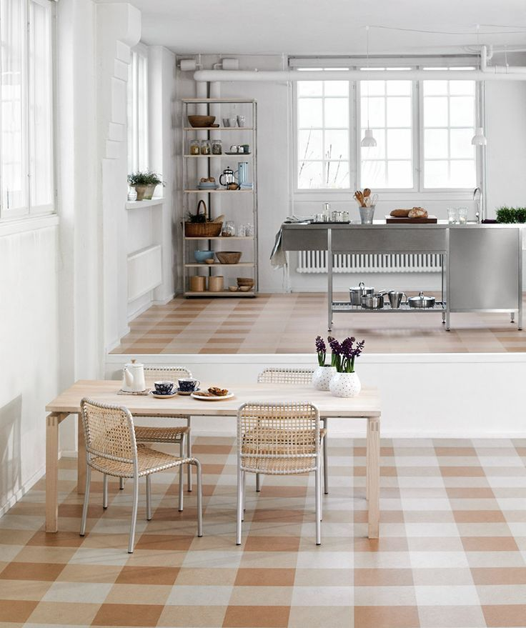 Fantastic 12X12 Ceramic Floor Tile Tall 12X12 Tiles For Kitchen Backsplash Regular 13X13 Floor Tile 2 X 8 Glass Subway Tile Young 4 X 12 Subway Tile Dark4X12 White Subway Tile I Love VCT Flooring Especially Laid In This Plaid Pattern. | DIY ..
