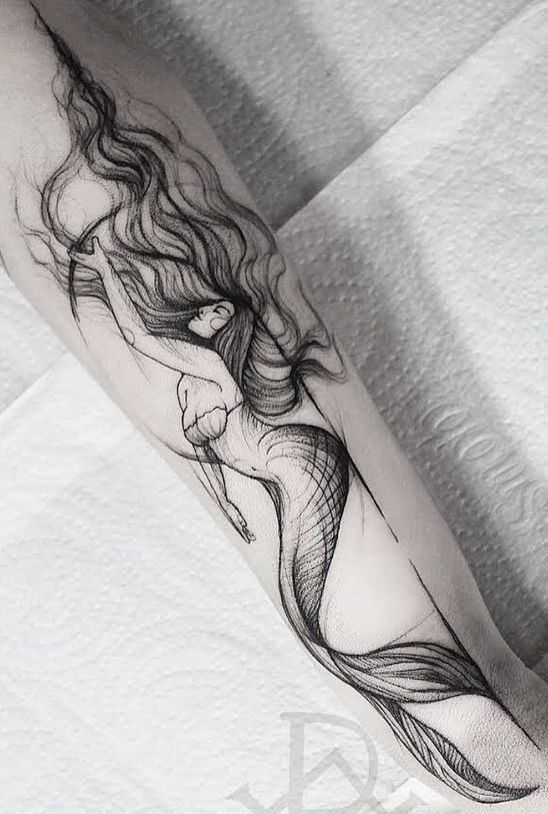 Photo of Subtle And Beautiful Water Tattoos That Your Inner Mermaid Will Love