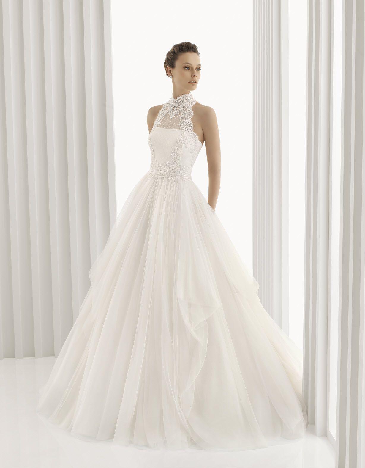 vintageweddingdresslongsleeveg Wedding dress