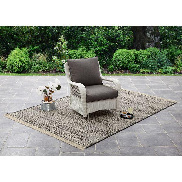 Peachy Better Homes And Gardens Colebrook Outdoor Glider Chair Machost Co Dining Chair Design Ideas Machostcouk