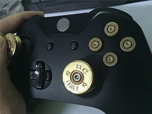 EMODS GAMING Handmade Thumbsticks Bullet Buttons and Bullet