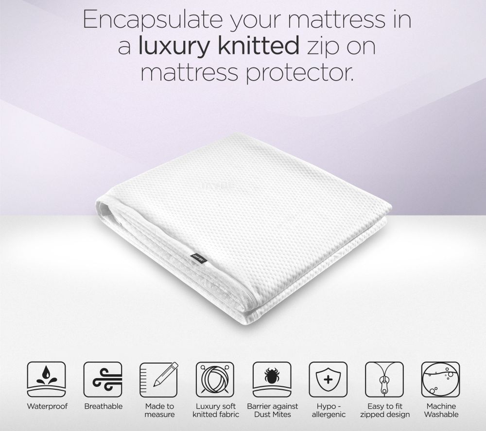 Jay Be Impression Memory Foam Double Folding Bed Mattress