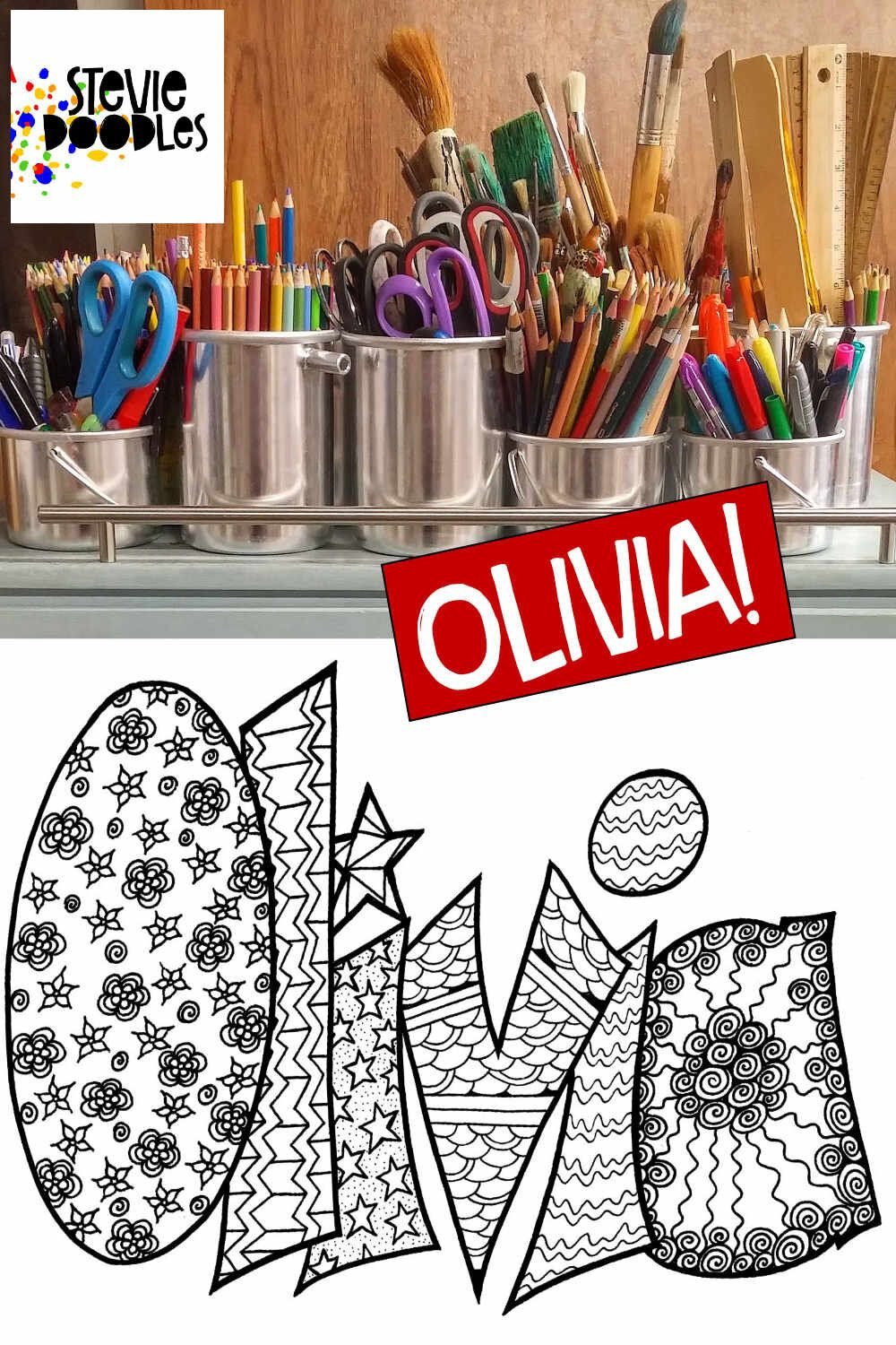 10 Free Printable Coloring Pages For Olivia Undefined Gpages Freeprintables Olivia Freeactivit Name Coloring Pages Free Printable Coloring Pages Coloring Pages