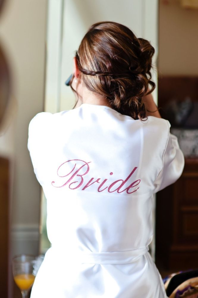 Personalised WAFFLE Dressing Gowns Embroidered with FREE PAIR OF ...