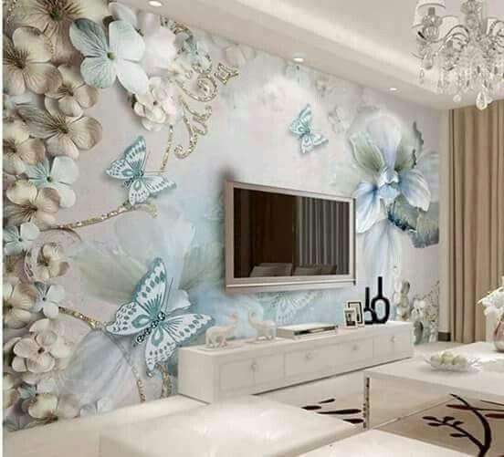 Large 3d European Pearl And Rose Jewelry Tv Background: Пин от пользователя Anaida Ruiz на доске Flowers Crafts