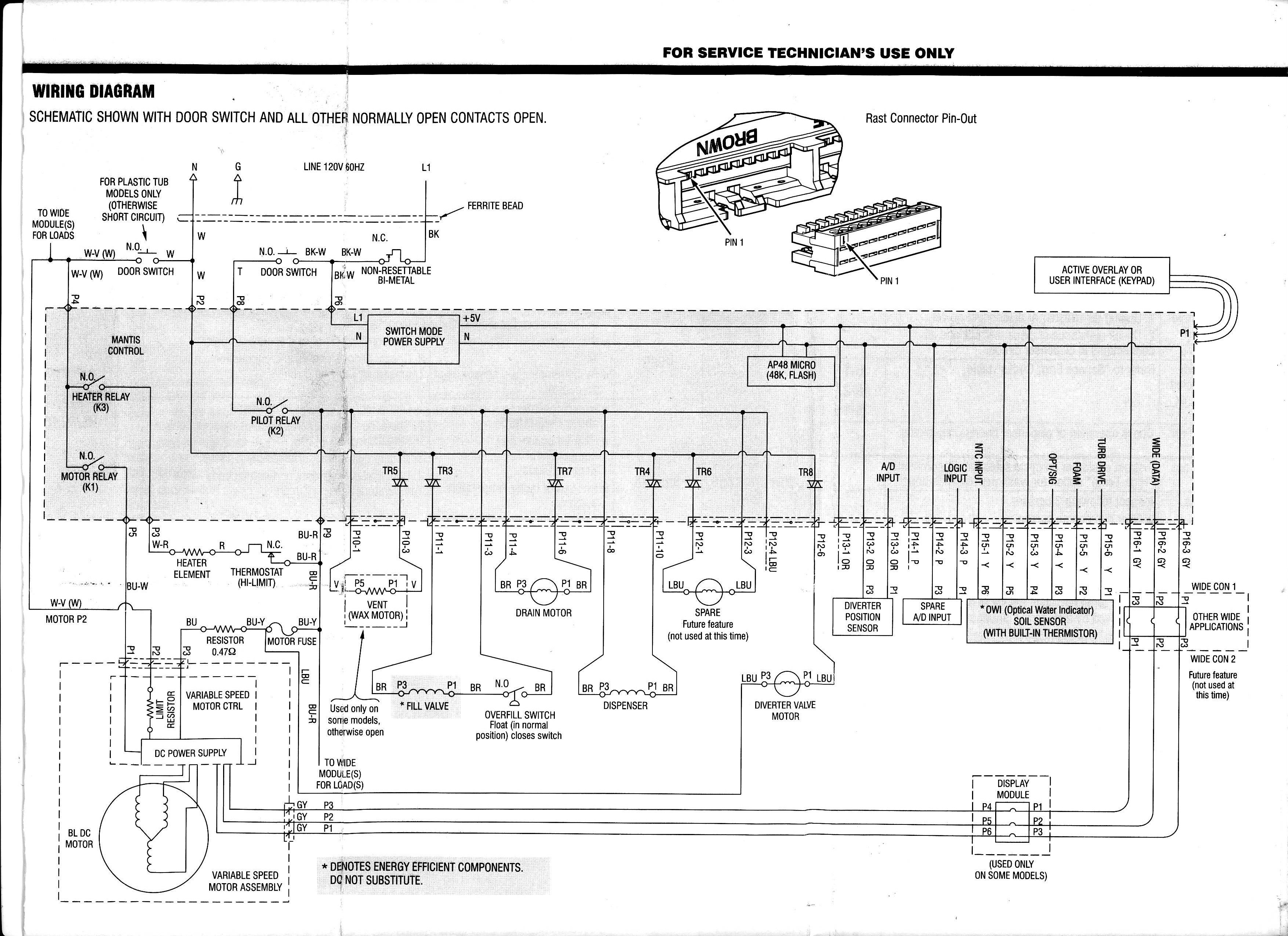 Noministnow Bosch Nexxt 500 Dryer Parts Diagram
