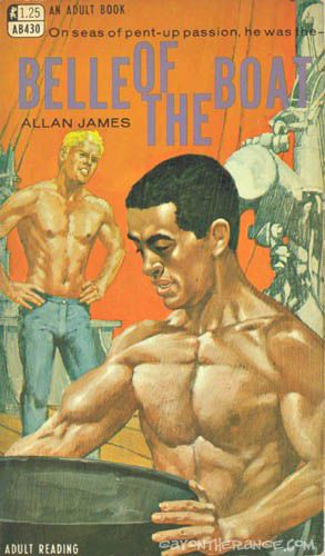 from Gibson gay pulp genre