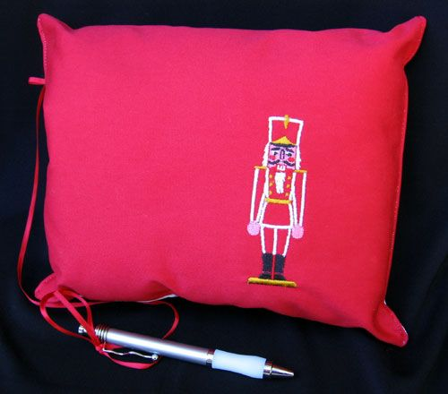 nutcracker ballet gifts | ... Pillows – Nutcracker Ballet Gifts – Nutcracker Ballet Fundraisers