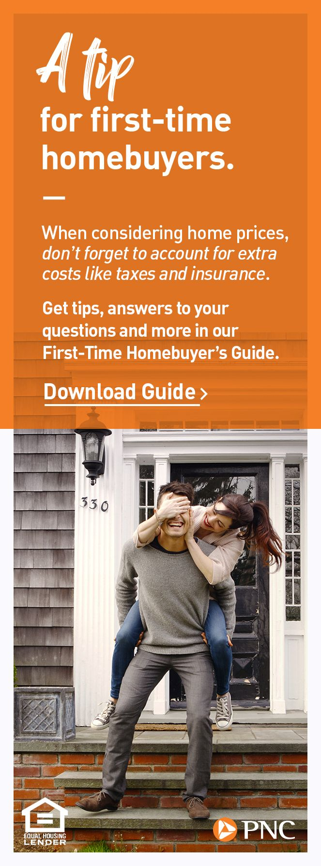 Get more tips and guidance for the homebuying process