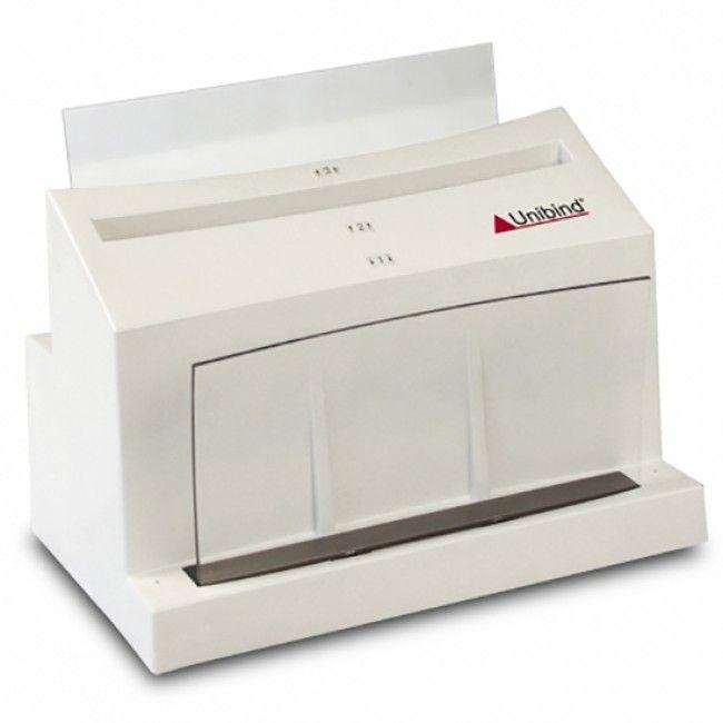 Unibind UniBinder 8.1 Thermal Binding Machine